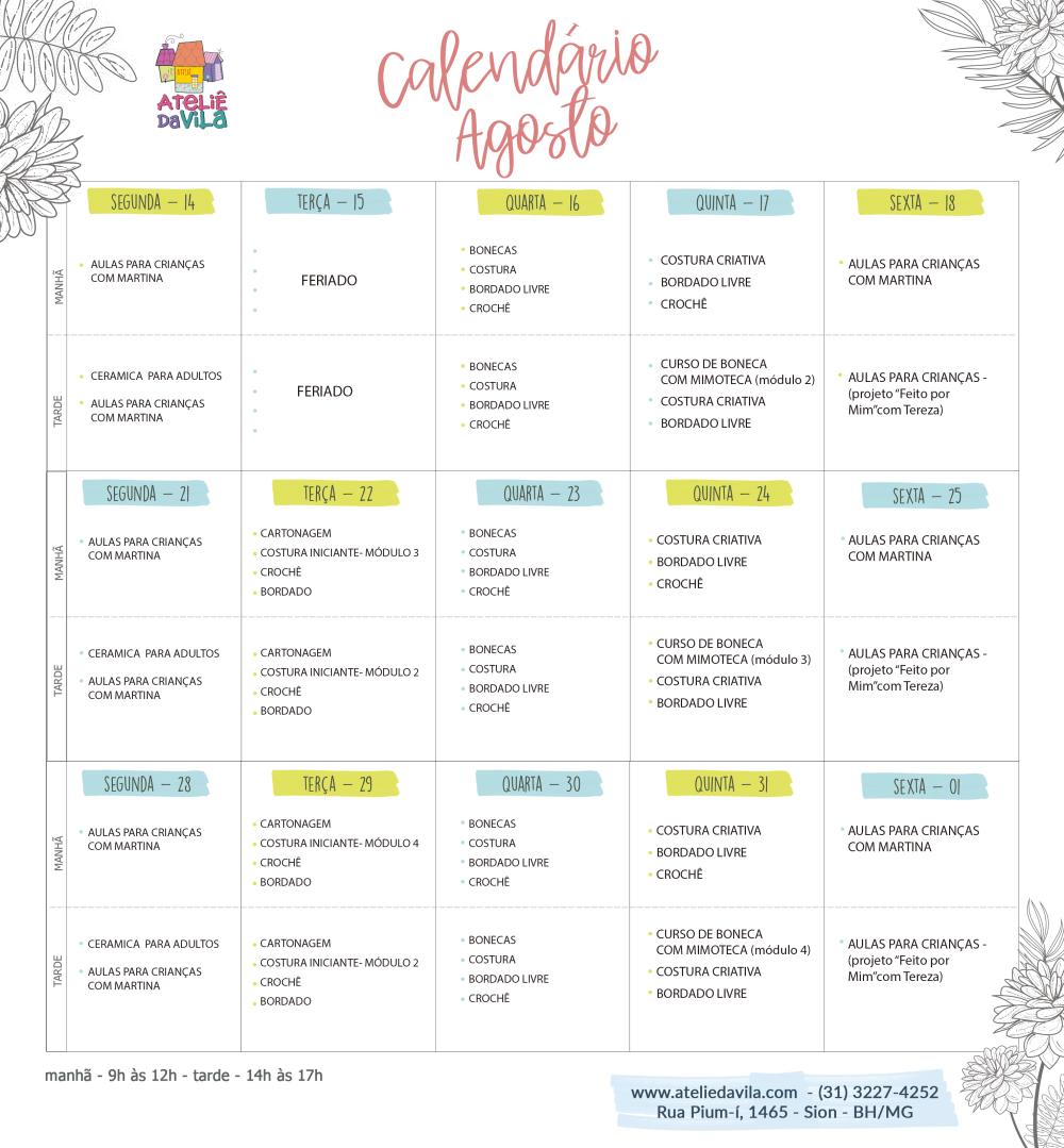 calendario_agosto_SEGUNDA_quinzena
